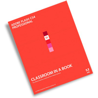 Win a Copy of Adobe Flash CS4 Professional Classroom in a Book
