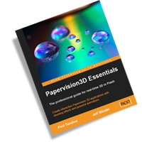 Win an eBook Copy of Papervision3D Essentials