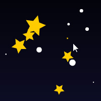 Shoot Out Stars with the Stardust Particle Engine