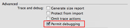 Permit Debugging