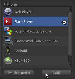 Flash and Unity news